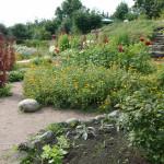 На территории Григорьевского сада, рядом с трапезной