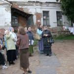 Экскурсия по монастырю