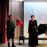 Поздравления от Заместителя Главы города Лобня А.А.Кумановой