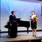 Поздравления от директора школы искусств Е.Н.Матросовой
