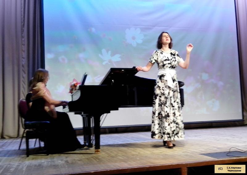 Поёт С.Бойцова