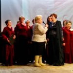 Поздравления от поэтессы, руководителя клуба «Кому за 40» Г.П.Журкиной