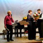 Поздравления от Н.Е.Кузьменко, мамы и бабушки учеников Г.И.Бойцовой