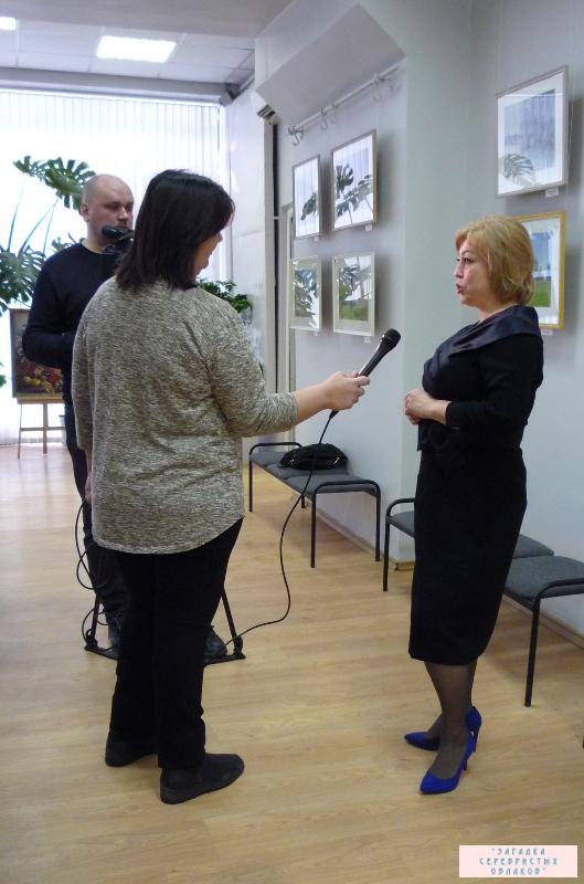 Интервью даёт С.Наумова-Чернышова, автор и ведущая проекта