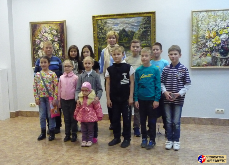 "Школьники 5 ""В"" класса МБОУ СОШ №3"